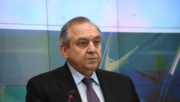 Представитель Республики Крым при Президенте РФ Георгий Мурадов