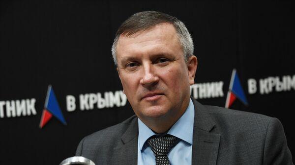 Глава администрации Джанкоя Эдуард Селиванов