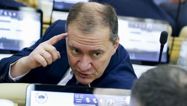 Депутат Государственной Думы Дмитрий Белик. Архивное фото