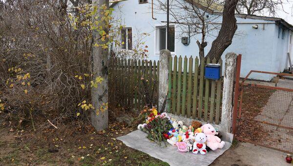 Дом семьи Пилипенко в селе Кропоткино Раздольненского района Крыма