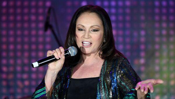 Певица София Ротару. Архивное фото