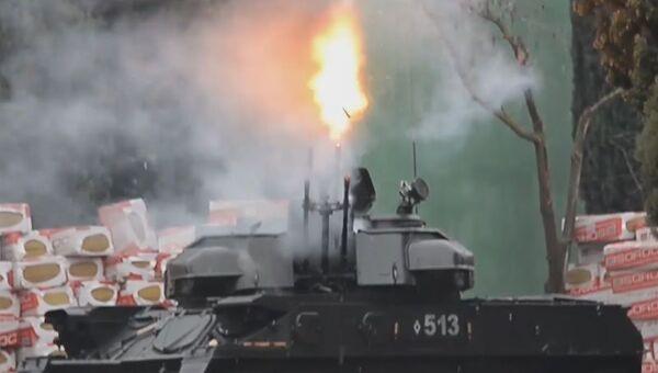 День морской пехоты в Севастополе