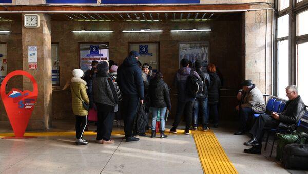 Автовокзал города Керчь