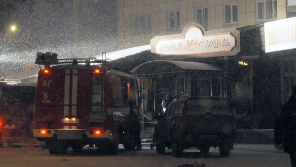 Трагедия в Перми: при пожаре в ночном клубе погибло более 100 человек
