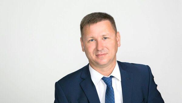 Член Регионального политического совета Севастопольского регионального отделения Партии Единая Россия Игорь Кучерявый