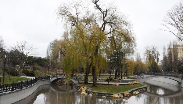 Река Салгир  Симферополь