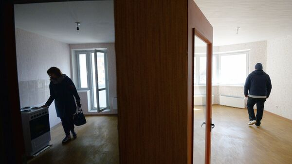 Квартира. Архивное фото