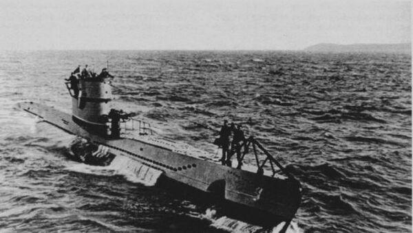 Субмарина S II (Marsuinul)
