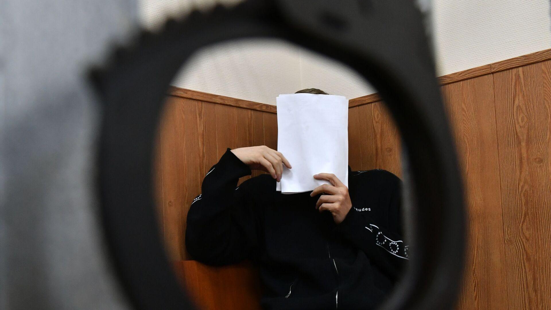 Суд над подозреваемым во взяточничестве. Архивное фото - РИА Новости, 1920, 09.12.2019