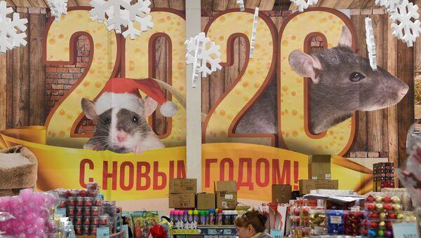 Символ Нового года 2020 год Крысы