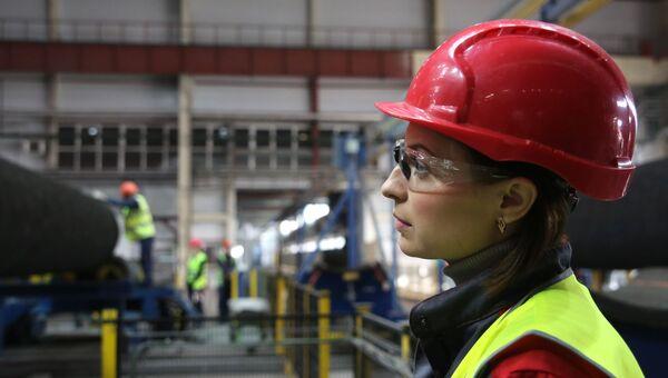 Завод по производству бетонного покрытия в Волгограде