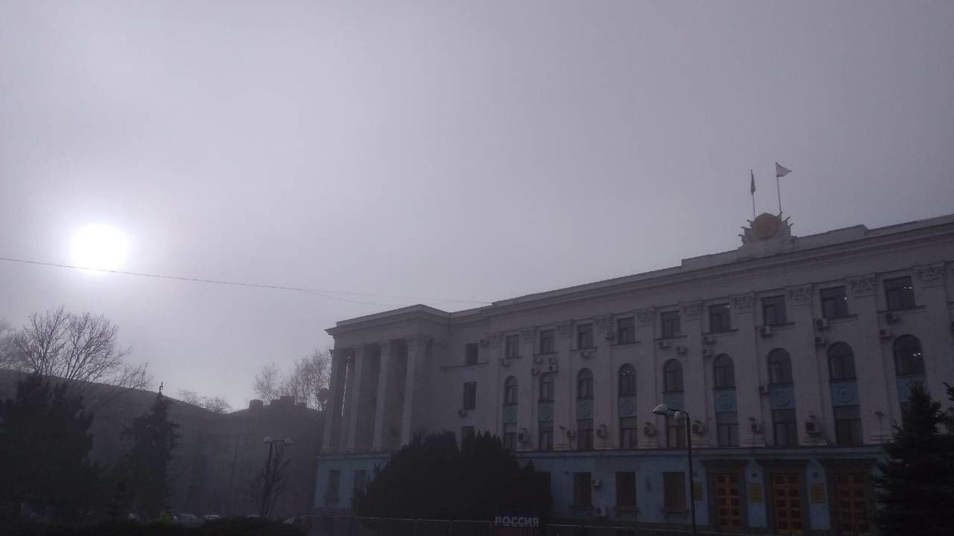 Здание Совета министров РК - РИА Новости, 1920, 25.09.2021