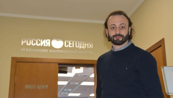 Пресс-конференция на тему: Развитие зимних видов спорта в Крыму