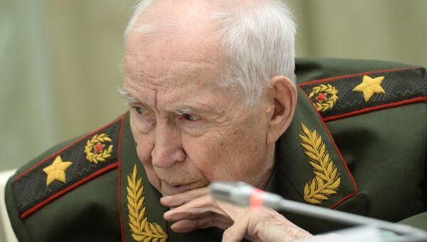 Генерал армии Махмут Гареев. Архивное фото