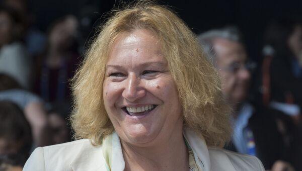 Вдова бывшего мэра Москвы Ю.Лужкова Елена Батурина. Архивное фото