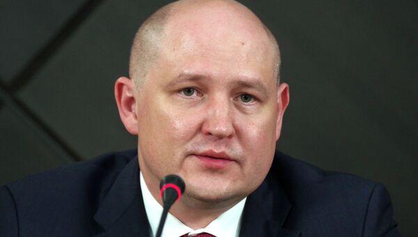 Представление врио губернатора Севастополя М. Развожаева
