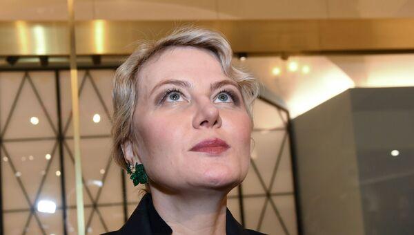 Актриса, режиссер и сценарист Рената Литвинова