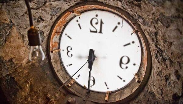 Часы винзавода Массандра