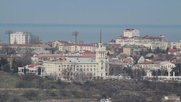 Центр Севастополя