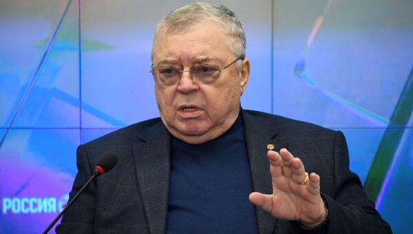 Председатель Общественной палаты РК Григорий Иоффе