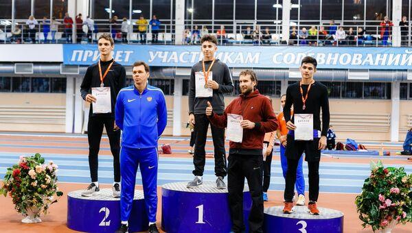 Крымские спортсмены стали призерами первенства РФ по легкой атлетике