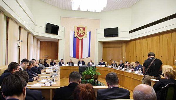 Общественная палата Республики Крым