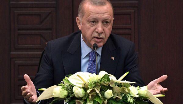 Рабочий визит президента РФ В. Путина в Турцию