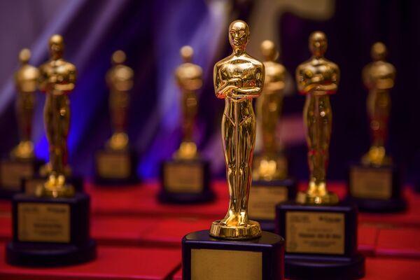 Статуэтки премии Оскар. Архивное фото