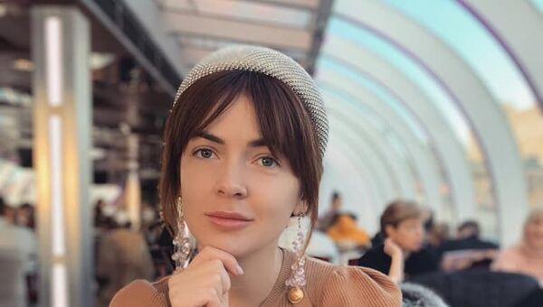 Заместитель министра экономического развития Крыма Виктория Билан. Фото со страницы Билан из соцсети