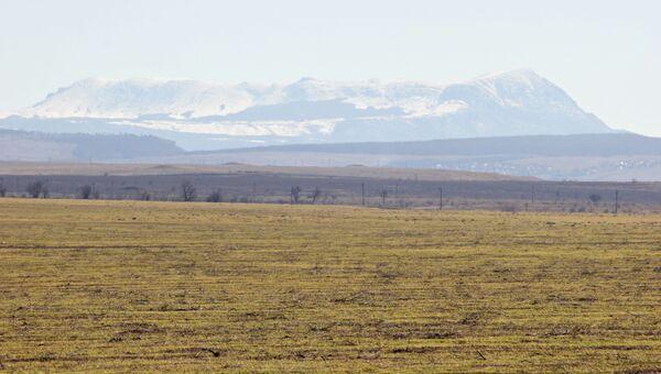 Сельское хозяйство в Крыму