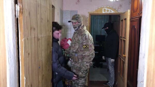 ФСБ РФ задержала подростков, готовивших теракты в Крыму