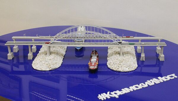 Выставка Крымский мост в Туле