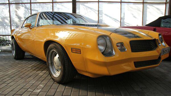 Chevrolet Comaro 1974