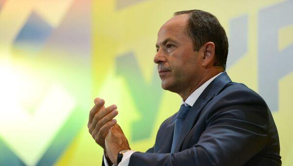 Украинский политик Сергей Тигипко. Архивное фото