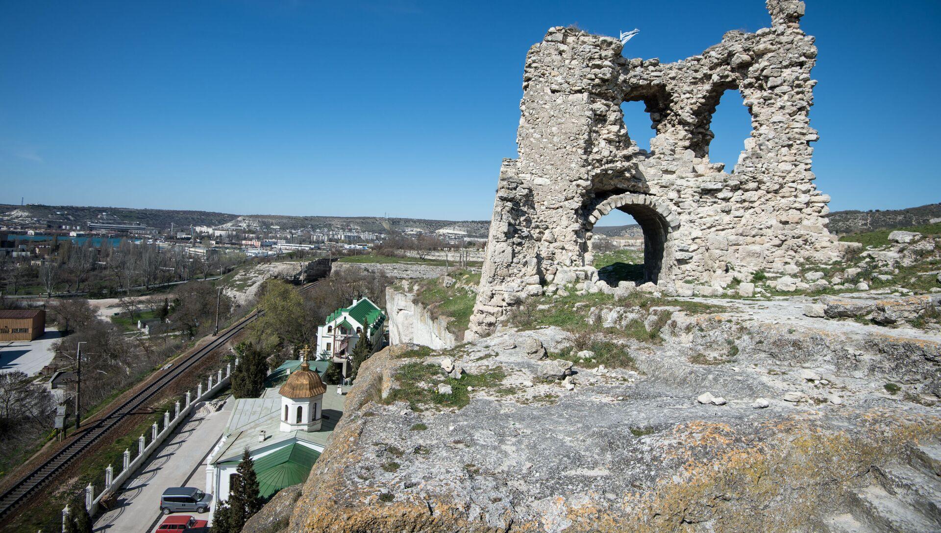 Инкерманский монастырь - РИА Новости, 1920, 04.06.2021