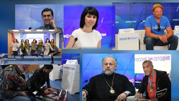 5 лет РИА Новости Крым и пресс-центру МИА Россия сегодня в Симферополе