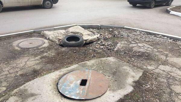 Минтранс РК нашел брак на отремонтированных улицах Симферополя
