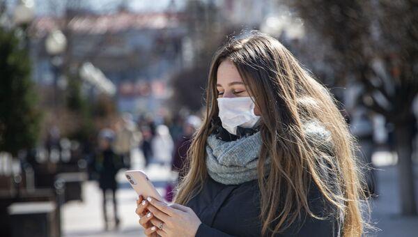 Симферополь вирус коронавирус маска