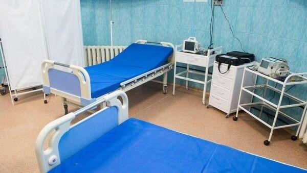Лечебно-реабилитационный центр Градостроитель, где будут размещены эвакуированные из Китая