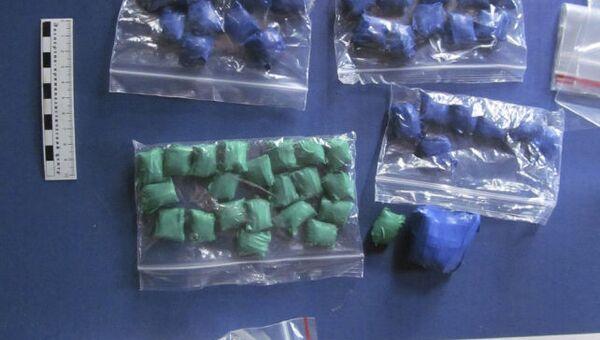 Житель Подмосковья создал канал поставки наркотиков в Крым с материка