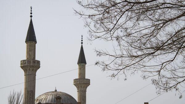 Мечеть Джума-Джами минареты
