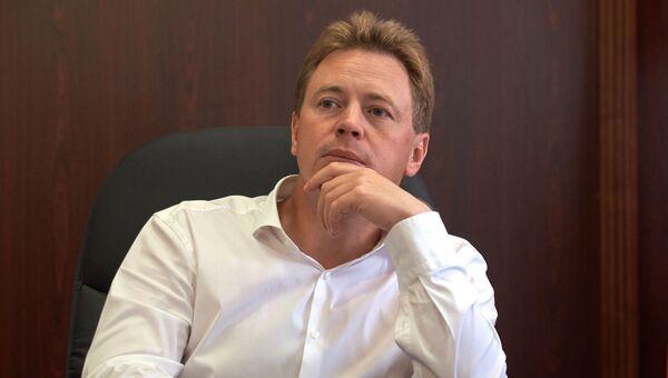 Экс-гбернатор Севастополя Дмитрий Овсянников. Архивное фото