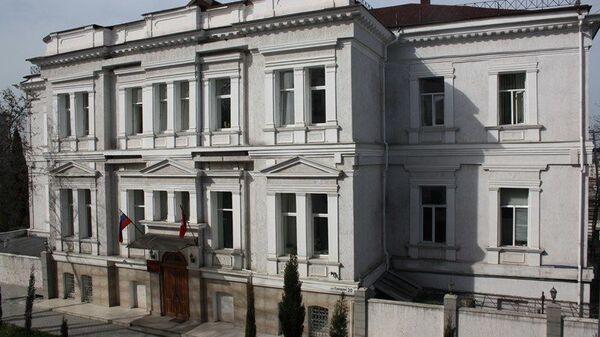 Здание Севастопольского городского суда