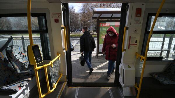 С 22 апреля вводится автоматическая проверка пропусков в Москве