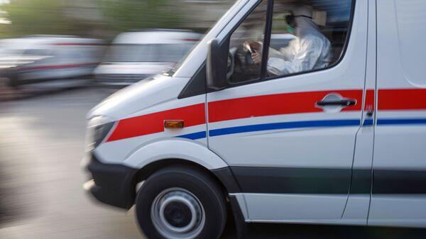 Работа службы скорой помощи в Азербайджане