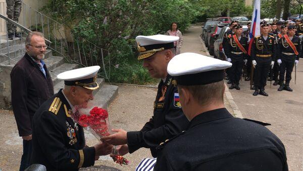 Поздравление ветерана