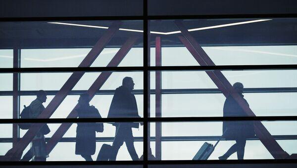 Открытие нового международного терминала С в Шереметьево