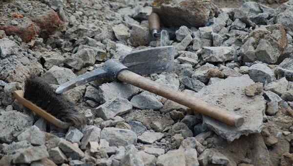 Инструменты археологов