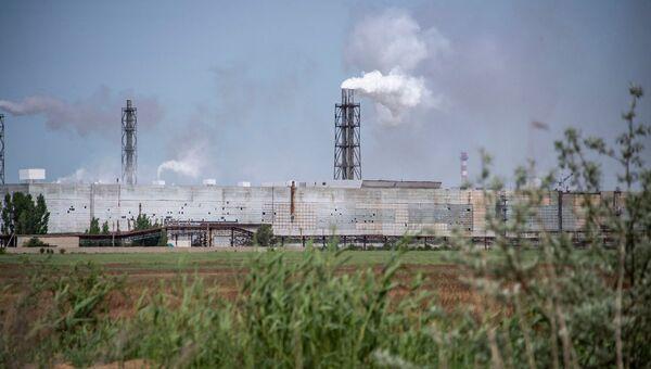 Завод Титан Армянск