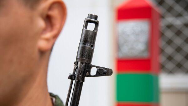Военный. Архивное фото